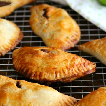 Recipe For Caramel Apple Hand Pies