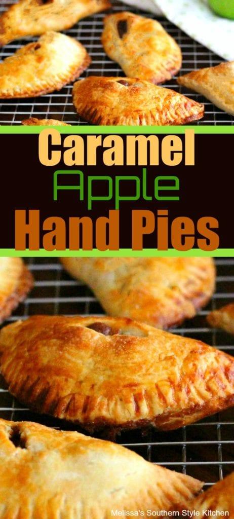 Caramel Apple Hand Pies