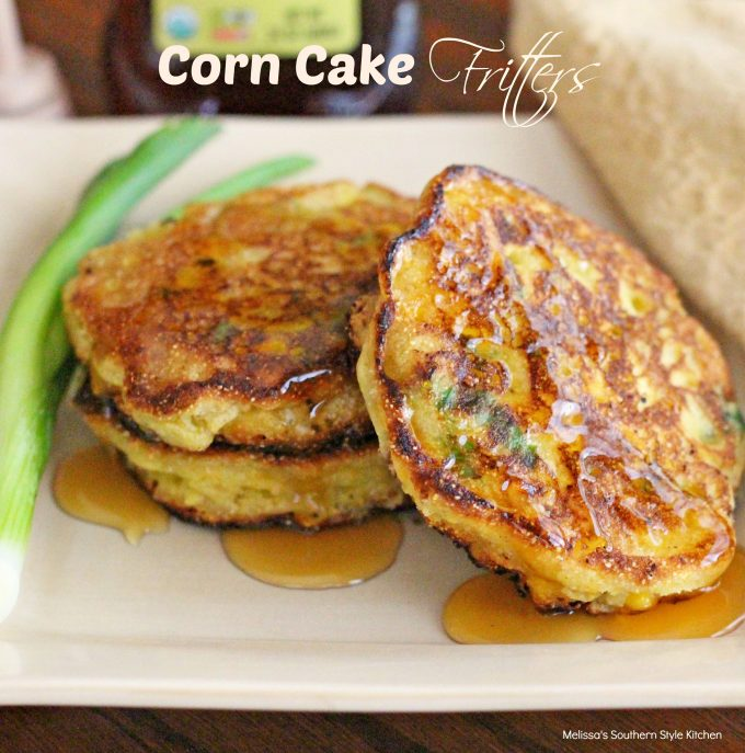 Corn Cake Fritters