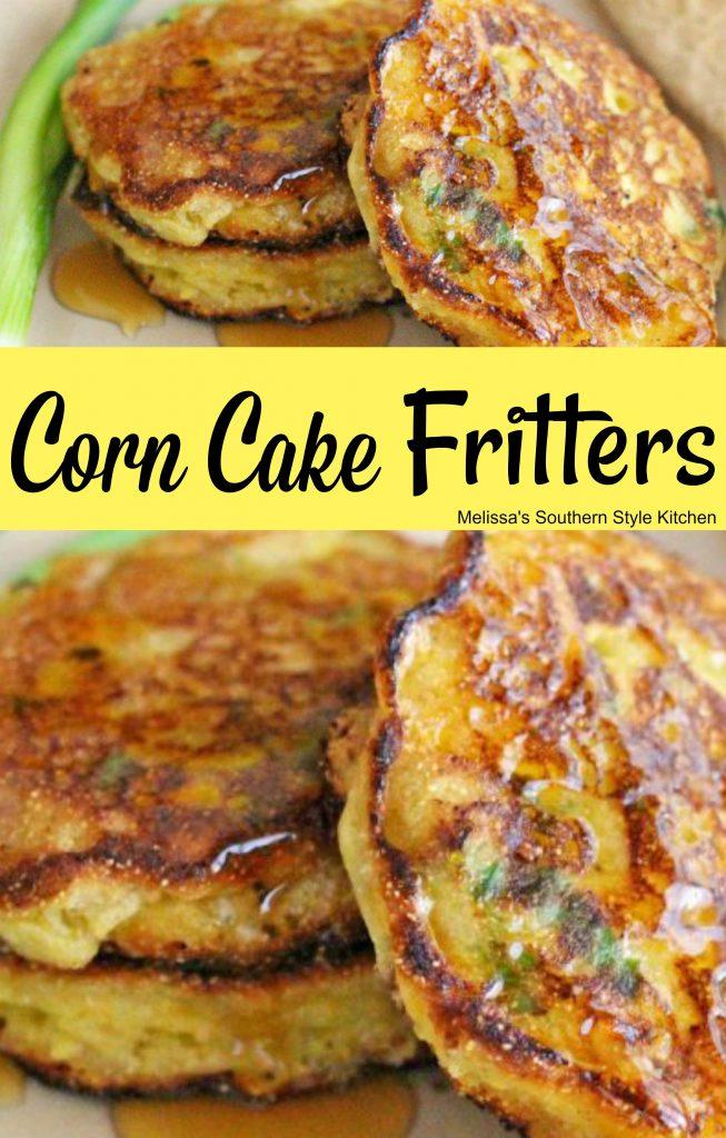 Corn Cake Fritters