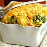 Turkey Broccoli Rice Divan Recipe