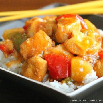 best recipe for Slow Cooked Sweet and Sour Chicken