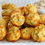 Sweet Corn Crab Puffs
