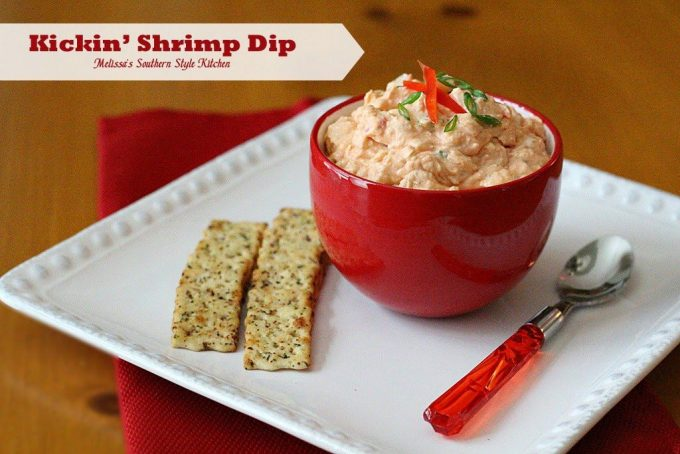 Kickin' Shrimp Dip