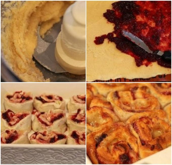 ingredients-cherry-almond-sweet-rolls