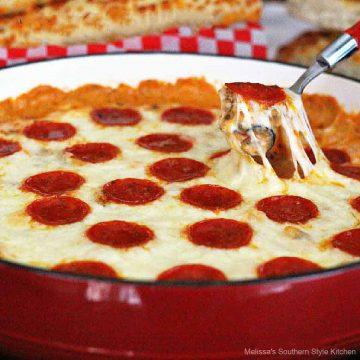 Supreme Pizza Dip recipe