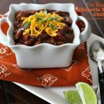Today on Parade – Fire Roasted Chipotle Turkey Chili