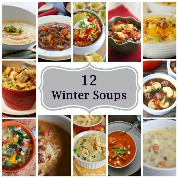 12 Must Make Soups