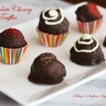 Chocolate Cherry Truffles