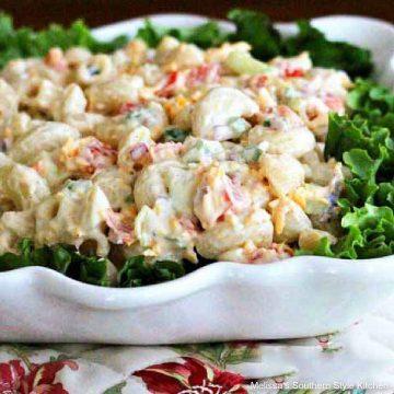 Homestyle Macaroni Salad recipe