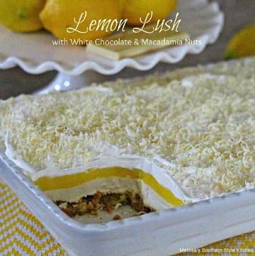 easy Lemon Lush