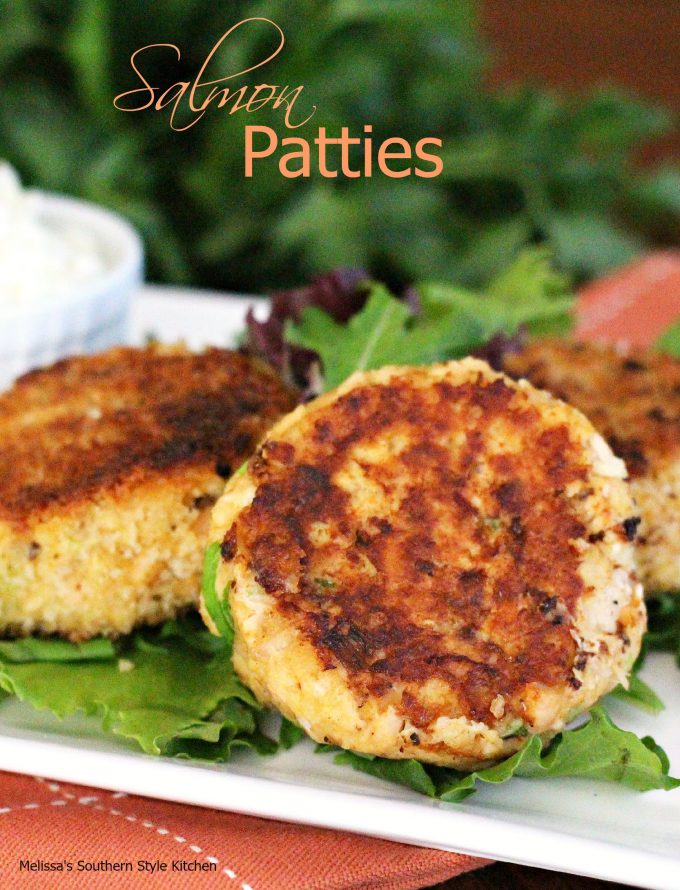 Southern living salmon cakes recipe