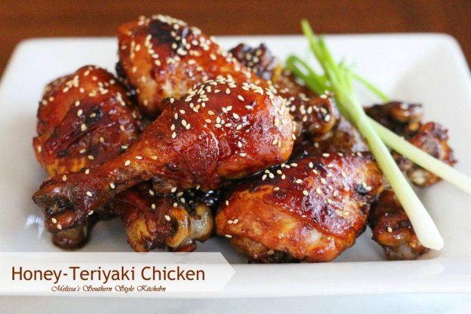 Honey-Teriyaki Chicken – Even though we love our beef and potatoes ...