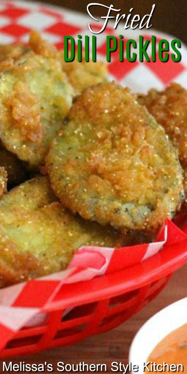 Make your own crispy golden Fried Dill Pickles with Creole Dipping Sauce at home #dillpickles #friedpickles #frieddillpickles #dillpicklerecipes #appetizers #gamedayrecipes #southernfood #southernrecipes #pickles #snacking #gamedayfood