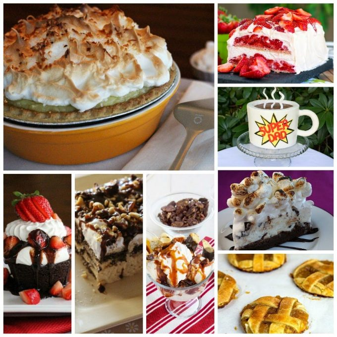 8 Spectacular Desserts For Deserving Dads