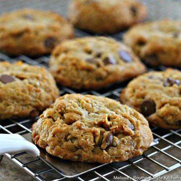Peanut Butter Cowboy Cookies Recipe