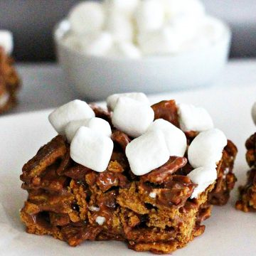 Recipe For No-Bake S'mores Bars