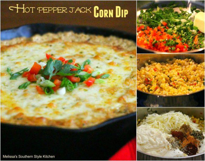 Hot Pepper Jack Corn Dip