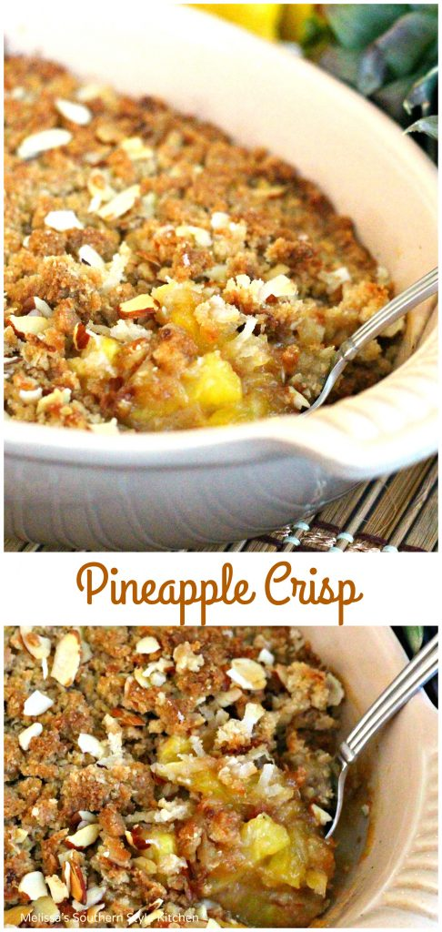Pineapple Crisp