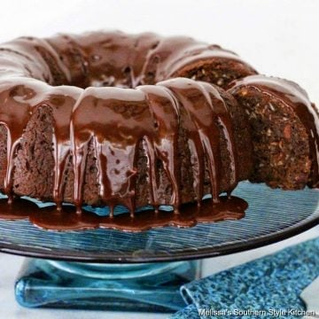 How To Make Double Chocolate Zucchini Cake