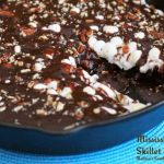 Mississippi Mud Skillet Brownies