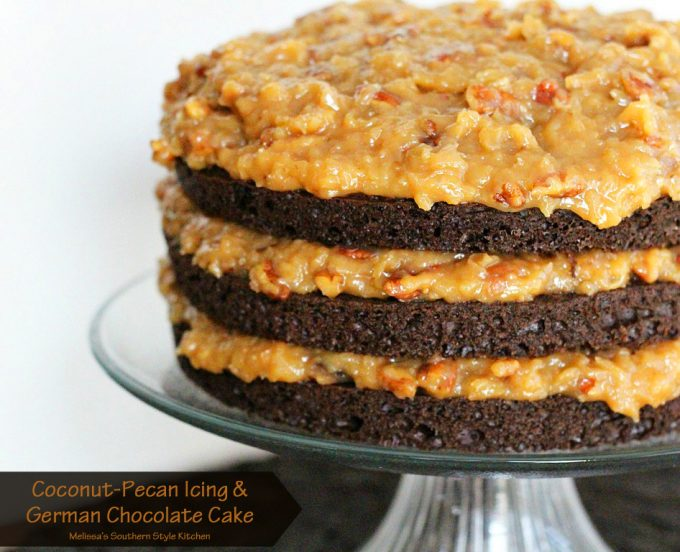 Icing For German Chocolate Cake Evaporated Milk