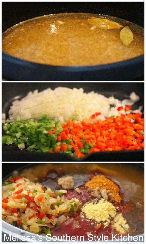how to make Crockpot Pork and Beans
