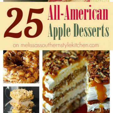 25 All-American Apple Desserts