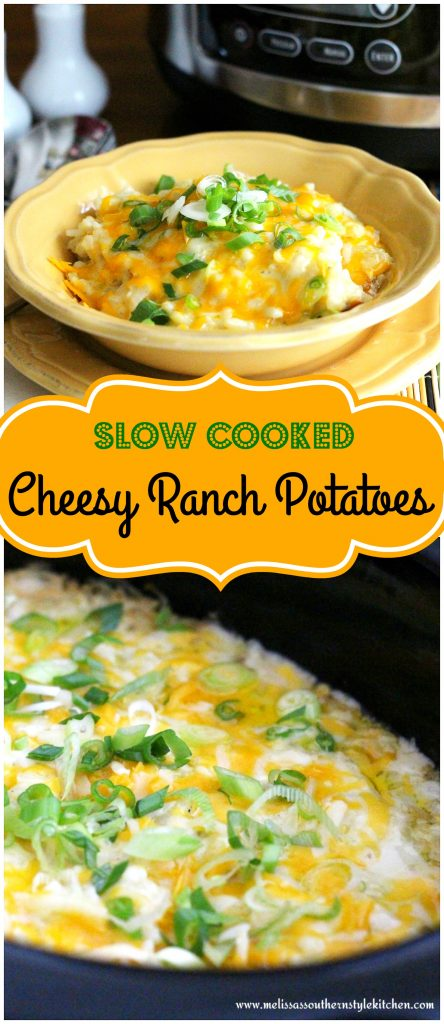 CollageSlowCookedCheesyRanchPotatoes