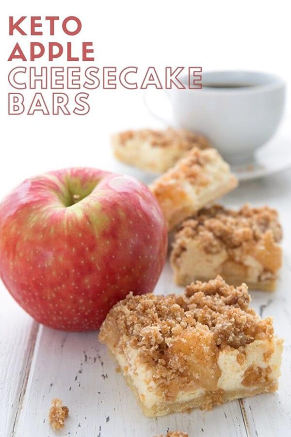 Keto-Apple-Cheesecake