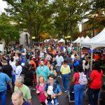 Judging At Fall For Greenville October 2014