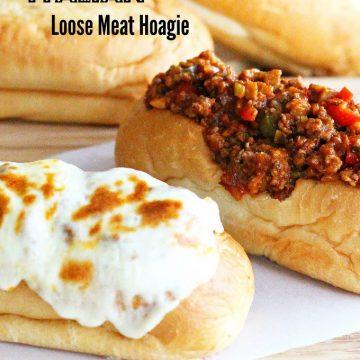 Italian Loose Meat Hoagies