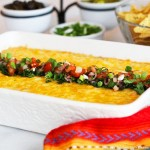 easy Chicken Enchilada Dip