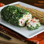 BHG Peppered Herb Pimento Cheese Ball
