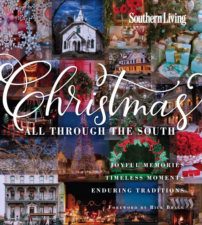 Christmas All Through the South Book cover