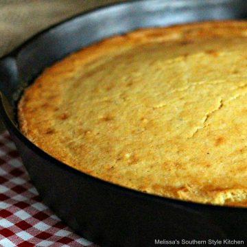 Skillet Honey Cornbread recipe