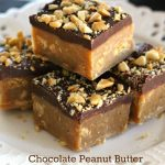 Chocolate Peanut Butter Nutter Butter Fudge