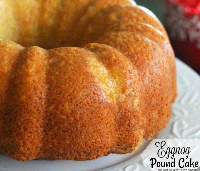 Southern Living Eggnog Cake
