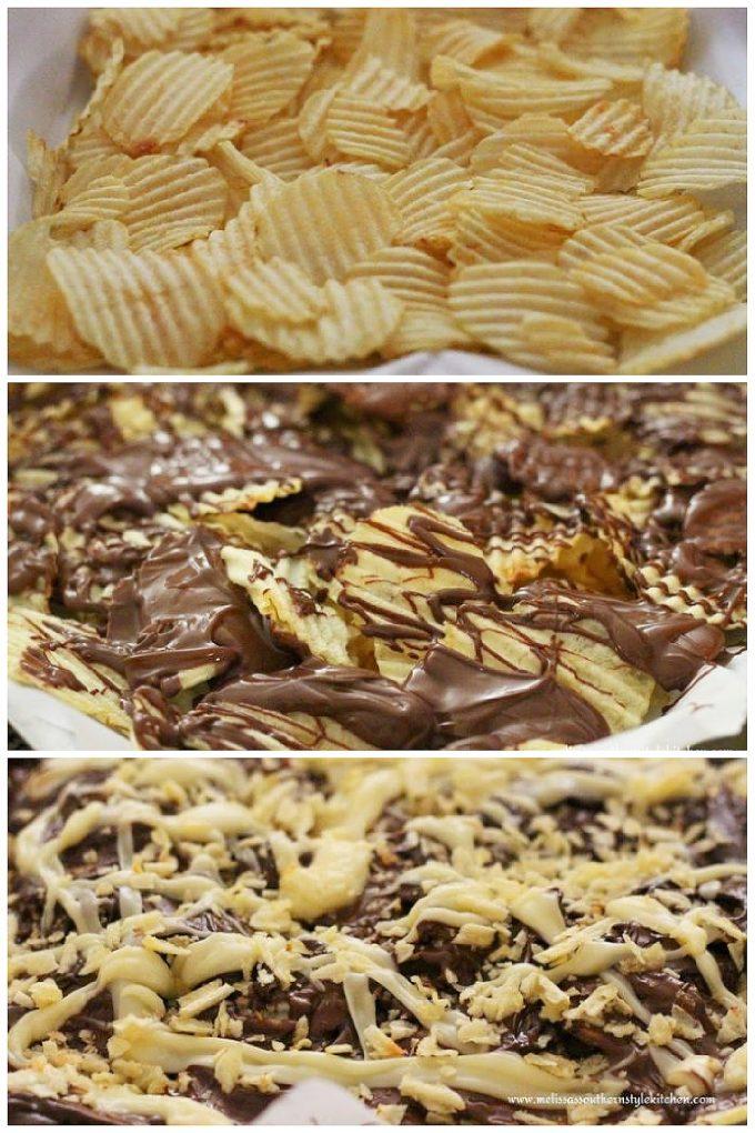 ingredients-to-make-potato-chip-bark