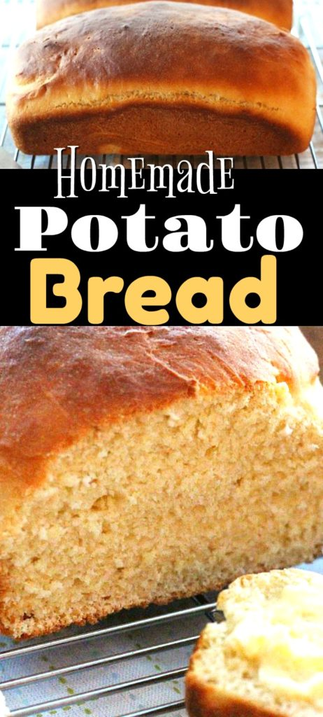 Homemade Potato Bread