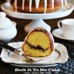 A Potluck Classic Sock It To Me Cake
