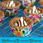 Meltaway Brownie Blossoms
