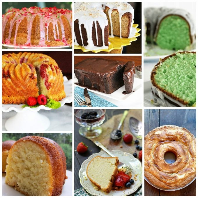 8 No-Fail Pound Cake Recipes