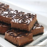 How To Make Triple Chocolate Cheesecake Bars