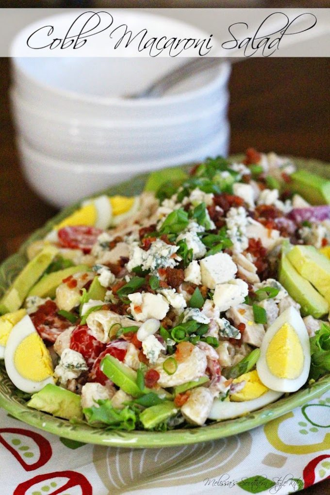 Cobb Macaroni Salad