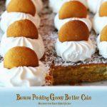 Banana Pudding Gooey Butter Cake Recipe