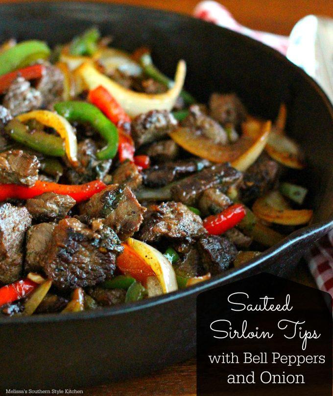 recipe: sirloin tip steak recipes oven [7]