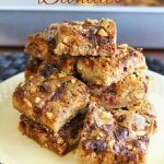 Snickers Bar Blondies
