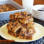 Recipe for Snickers Bar Blondies