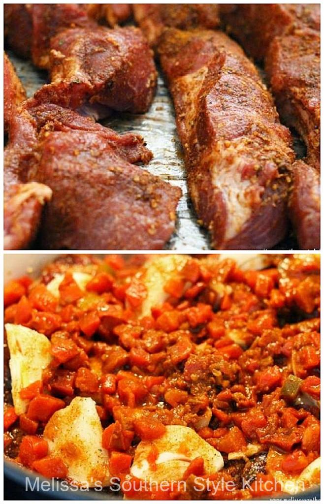 ingredients-to-make-braised-ribs